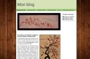 bloglettre