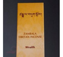 """Encens Tibétain """"richesse"""""""