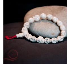 Bracelet tibétain, cranes