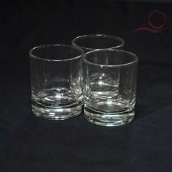 glass chakras