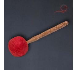mailloche pour bols chantants tibetains, lyon