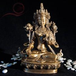 statue tara blanche