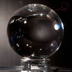 Boule de cristal, 10 cm