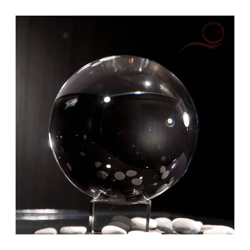 crystal ball, 5 cm