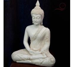 Grand bouddha thaï blanc
