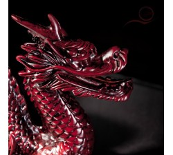 Dragon rouge chinois
