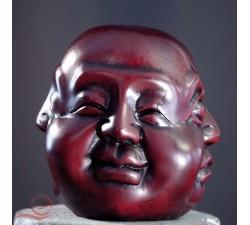 buddha 4 face