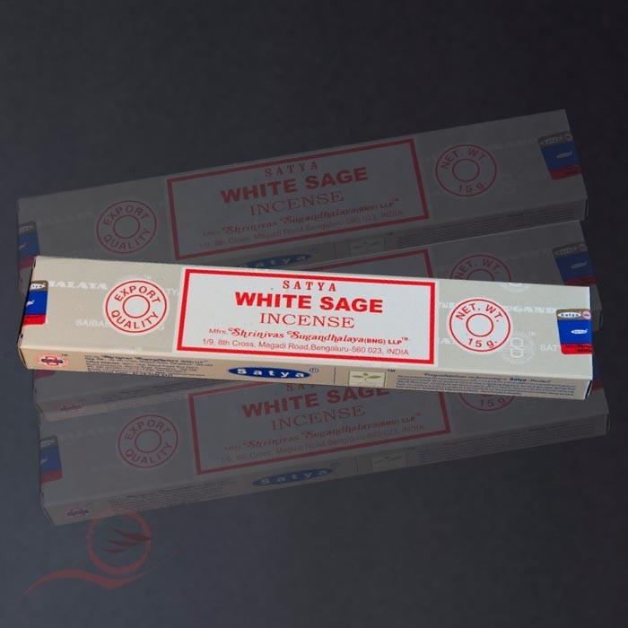 Nag Champa Sage White Sage Incense