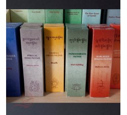 "Tibetan incense ""anti stress"""