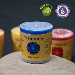 Candle chakra 5