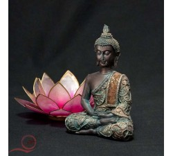 Petit Bouddha Thaï Antique