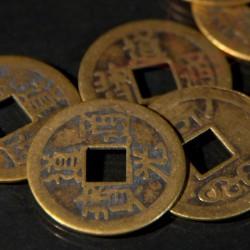 3 pièces sapèque