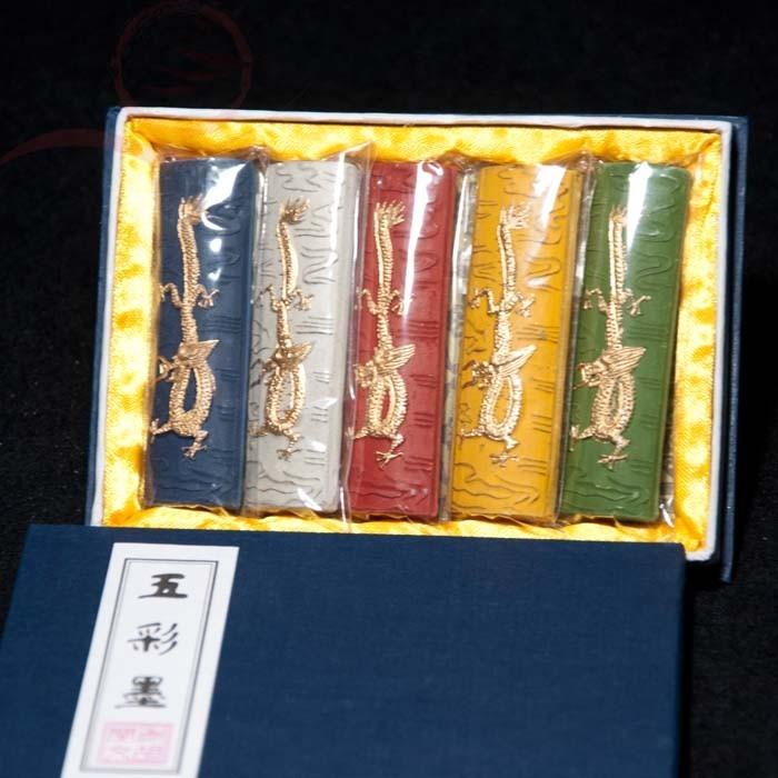 Encre de chine en stick couleur