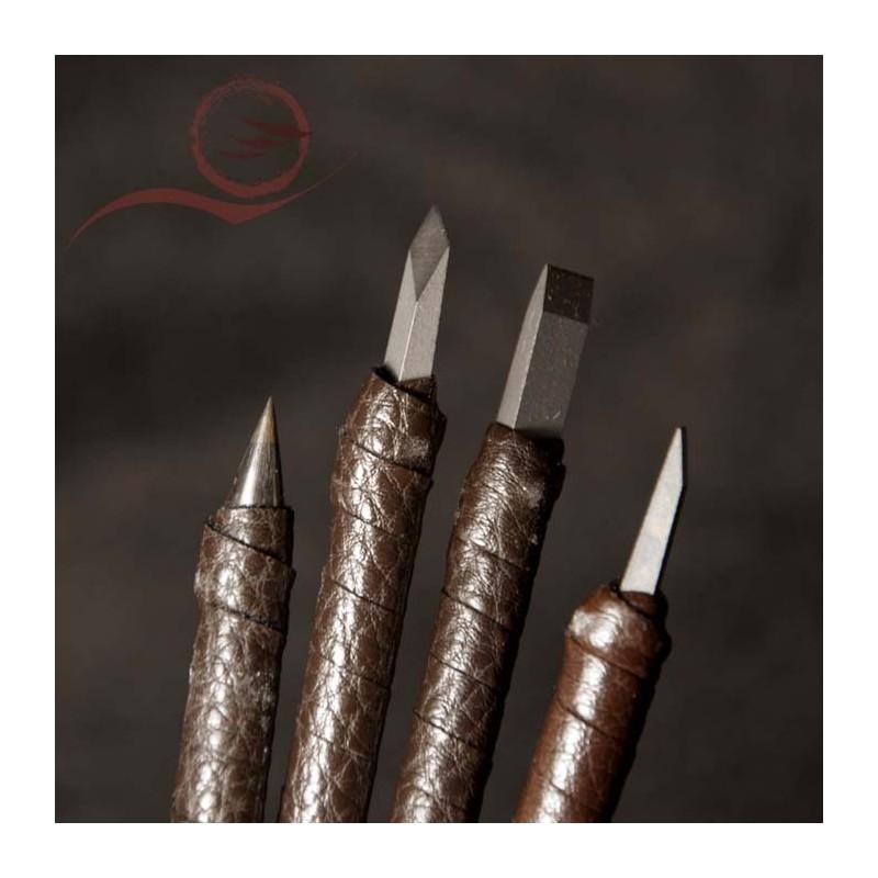 Trousse d'outils pour le gravage des sceaux