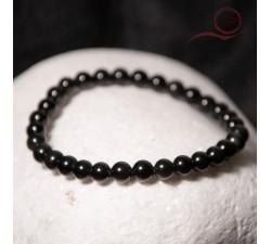 Celestial eye obsidian bracelet 6mm