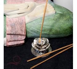 brule encens pour baton, fleur de lotus