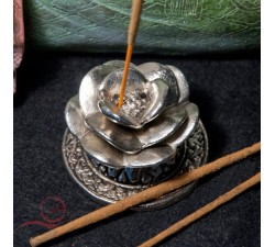 Incense burner lotus