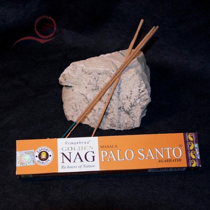 Incense Nag Golden palo santo
