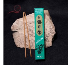 Morning Star incense, cedar