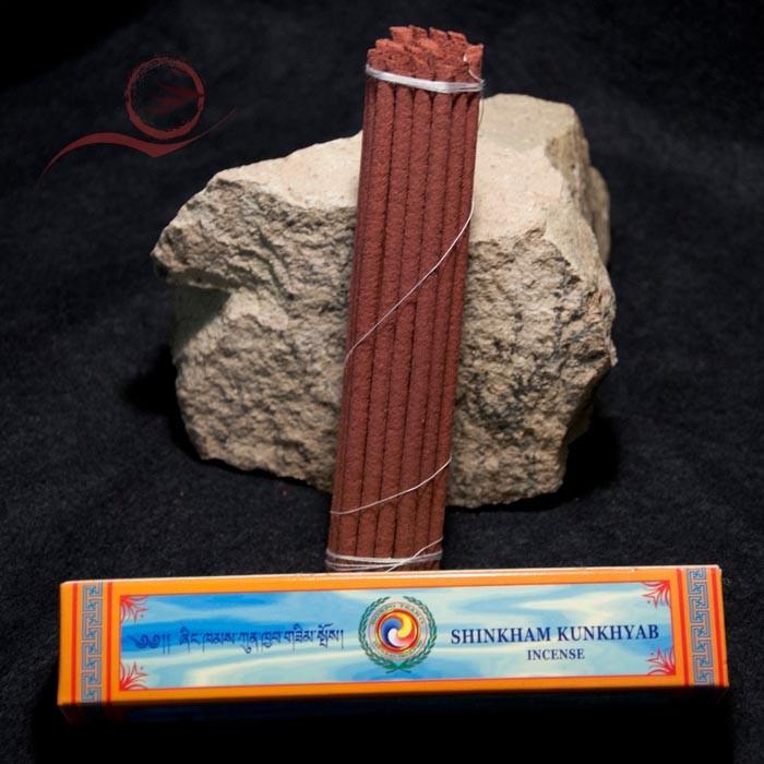 Tibetan Incense Shingkham Kun Khyab