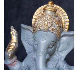 statue de ganesh en laiton