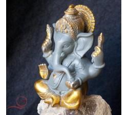 Ganesh en laiton a lyon