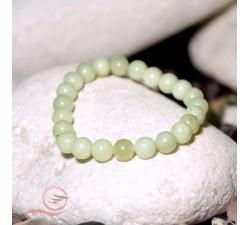 Bracelet en perles de jade lyon