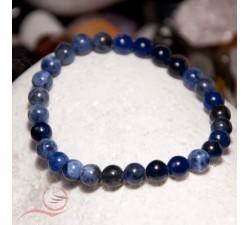 Bracelet en pierre sodalite