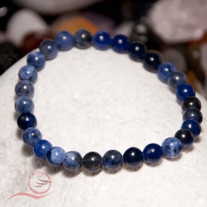 bracelet in sodalite