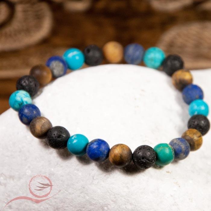 Bracelet 4 pierres