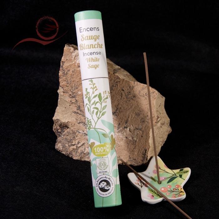 White sage incense