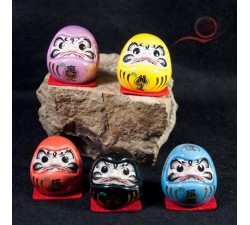 Daruma brings good luck