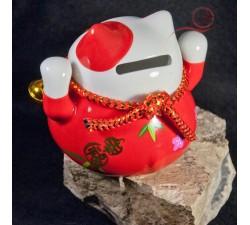 Maneki Neko , red