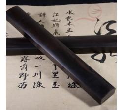presse papier en bois pour la calligraphie chinoise et japonaise