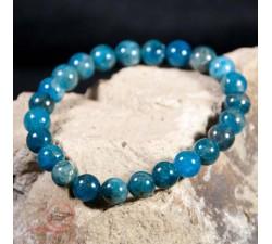 Bracelet stones apatite
