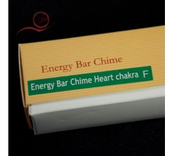 Bar at the frequencies, 4 chakras