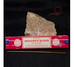 encens satya, nag champa a lyon, encens dragon's blood, sang de dragon