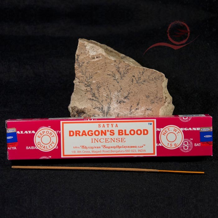 Dragon's blood in sticks