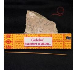 Encens Nag Champa, Goloka, a lyon