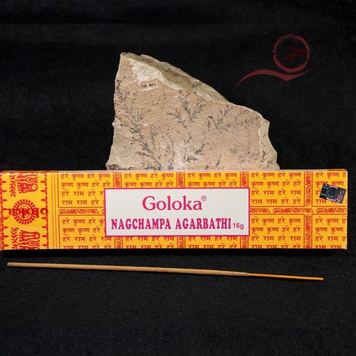 Nag Champa, Goloka