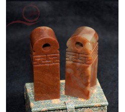 chinese seal stone