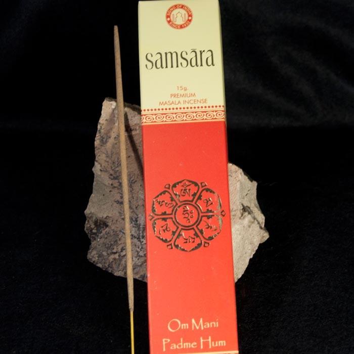 Samsara masala incense