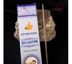 Encens Ayurvedic relaxation à lyon