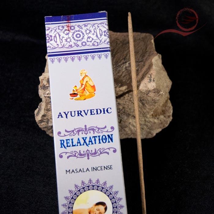 Encens Ayurvedic relaxation