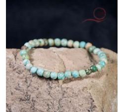 Bracelet turquoise du Pérou à lyon