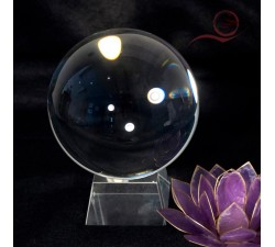 Very beautiful crystal ball