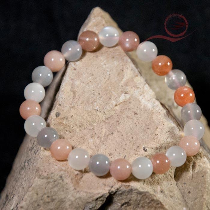 Moonstone bracelet 8mm