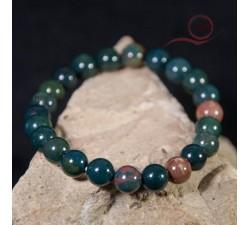 heliotrope breschia bracelet
