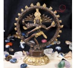 Statue Shiva, déesse de la danse