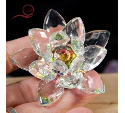 crystal lotus flower (s)